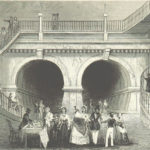 Albert Henry Payne, 'The Thames Tunnel', in W. I. Bicknell, Illustrated London, or, a series of views in the British metropolis and its vicinity (London: E. T. Brain & Co., 1846), p. 25.