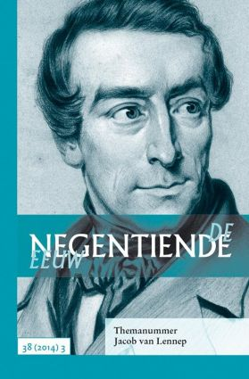 De Negentiende Eeuw 2014 3 Jacob van Lennep