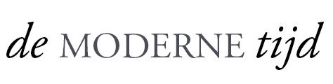 De Moderne Tijd Logo