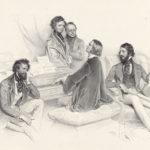 Joseph Kriehuber, Ein Matinée bei Liszt (1846)