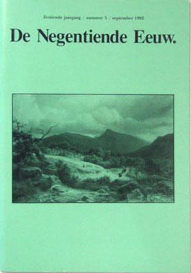 De Negentiende Eeuw 1992, nr. 3