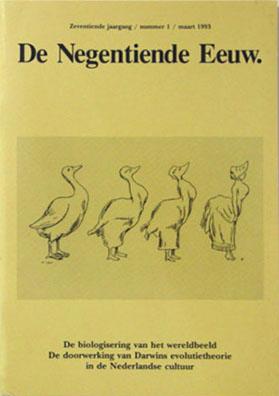 De Negentiende Eeuw 1993, nr. 1: 'De biologisering van het wereldbeeld'