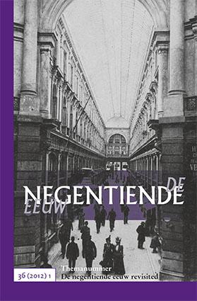 De Negentiende Eeuw 2012, nr. 1: De negentiende eeuw revisited